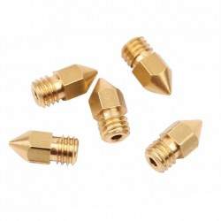 0,2 mm Brass nozzle for Creality Cr-10 series